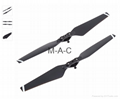FOR DJI Mavic - 8330 Quick-release Folding Propellers Prop for Mavic Pro Drone q