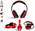 P15 Fashion Stereo Casque Audio Mp3 Bluetooth Headset Wireless Headphones Earpho 1