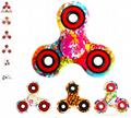 Tri spinner Antistress Fidget Hand Finger Spinner As LIZUN Function Spinning Toy