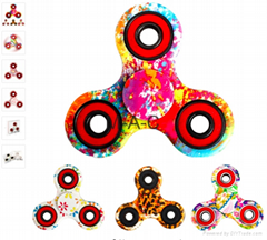 Tri spinner Antistress Fidget Hand Finger Spinner As LIZUN Function Spinning Toy