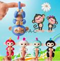 Fingerlings colorful finger monkey series