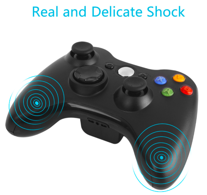 For XBOX360 Game Controller Gamepad Joypad