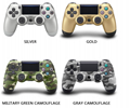 8 Colors Bluetooth Controller For SONY