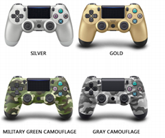 8 Colors Bluetooth Controller For SONY PS4 Gamepad