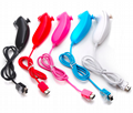 Game controller for nunchuk nunchuck controller remote for Nintendo for Wii  2