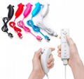 Game controller for nunchuk nunchuck controller remote for Nintendo for Wii  3