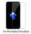 Wholesale Protective tempered glass for iPhone 6 7 6s 8 plus XS max XR