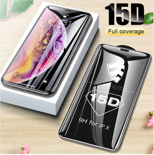 glass full cover iPhone Xs Max Screen Protector Tempered Glass