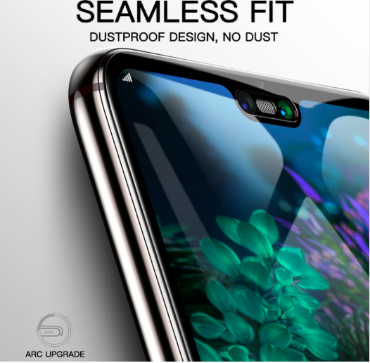 3D Full Cover Tempered Glass For Huawei P20 Pro P10 Lite Plus 3