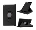 Rotating PU Leather Case for Huawei MediaPad T3 8.0