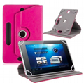 Smart Tablet  Degrees Rotating Flip PU Leather Case Cover