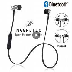 Bluetooth Earphone Sport Wireless Headphone