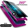 360 Degree Full Cover Phone Case For