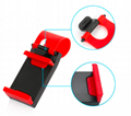 Universal Steering Clip Car Phone Holder Mini Mount Holder for iPhone XS MAX sam