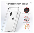 Ultra Thin Transparent Clear TPU Case for iPhone X Xs