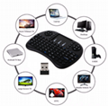 Wireless i8 Keyboard Touchpad Fly Air Mouse