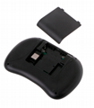 English 2.4GHz Wireless i8 Keyboard Touchpad Fly Air Mouse For Android TV PS3