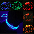 LED Dog Collar USB Rechargeable Glowing