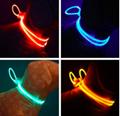 LED Dog Collar USB Rechargeable Glowing Dog Collars Luminous Pet Led Flash Night 2
