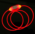 LED Dog Collar USB Rechargeable Glowing Dog Collars Luminous Pet Led Flash Night 6