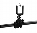 Tripods tripod for phone Mobile camera holder Clip smartphone monopod