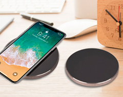 Fast Wireless Charger For Smart Mobile Phone Wireless Car Charger