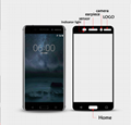 Full Cover Tempered Glass For Nokia 6 5 3 8 7 2 Toughened Glass For Nokia6 X5 5. 4