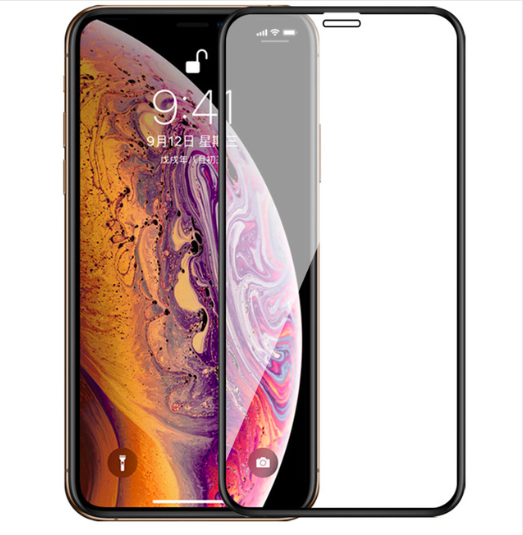 Tempered Glass for iPhone Xr Xs Max X 5 5S 6 6S Plus 7 8 Plus Screen Protector f