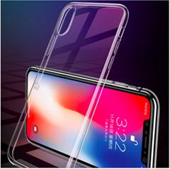 Phone Case for iPhone Xr Xs Max X 5 5S 6 6S 7 8 Plus Soft TPU Transparent Phone