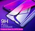 9H HD Full Cover Tempered Glass for OPPO R17 A5 R15 A3 A1 F1 Explosion-proof Screen Protector for OPPO R11S Plus Protective Film