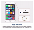 9H Full Coverage Cover Tempered Glass For iPhone 6 6s Plus Screen Protector Prot