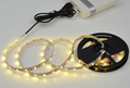USB LED Strip lamp 2835SMD DC5V Flexible LED light Tape Ribbon 1M 2M 3M 4M 5M HD