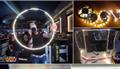 5V 50CM 1M 2M 3M 4M 5M USB Cable Power LED strip light lamp SMD 3528 Christmas d 5