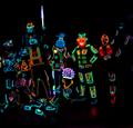 1M/2M/3M/5M/10M Neon Light Dance Party Decor Light Neon LED lamp Flexible EL Wir