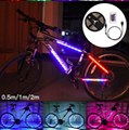 LED Light Strip 50-200CM USB LED Strip Light TV Back Lamp 5050RGB Colour Changing+Remote Control Car TV backlight