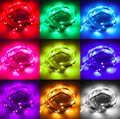 Hot Sale LED Light Strip 50-200CM USB LED Strip Light TV Back Lamp 5050RGB Colou
