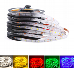 DC 12 V Volt Strip Led Light Tape 2835 RGB Waterproof 1 - 5 M 12V DC 60LED/M RGB