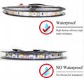 DC 12 V Volt Strip Led Light Tape 2835 RGB Waterproof 1 - 5 M 12V DC 60LED/M RGB