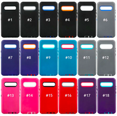 For Samsung Galaxy S10 5G Defender Phone