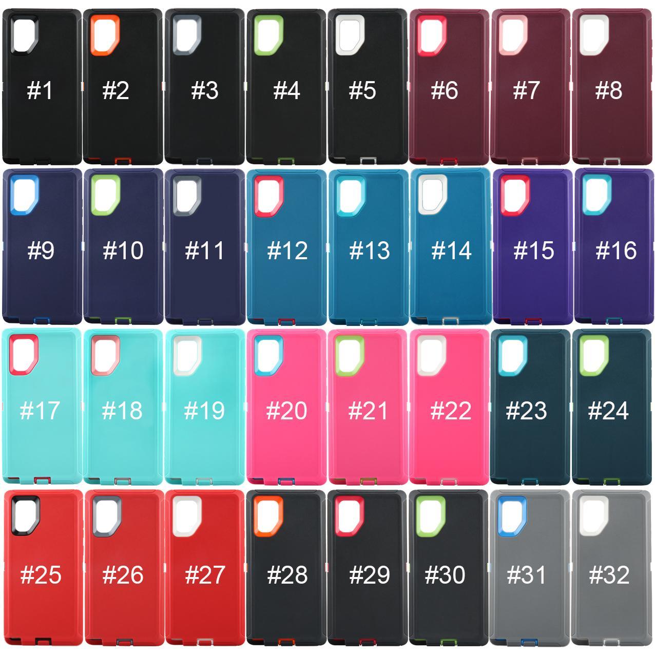 For Samsung note 10 OTT Defender Case Cover with Belt Clip 1