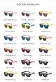 Colorful Flexible Kids Sunglasses Polarized Eyewears