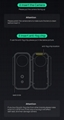 Insta360 New Venture Case Dive Case Waterproof Case for insta 360 one x camera