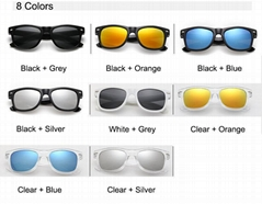 Cool Sunglasses for Kids Sun Glasses for Children Boys Girls