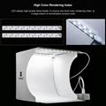 2LED Lightbox Light box Mini Photo Studio Box