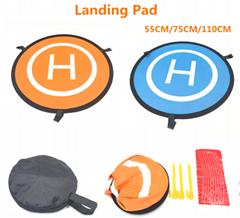 Fast-fold Landing Pad Universal FPV Drone Parking Apron Foldable Pad For DJ