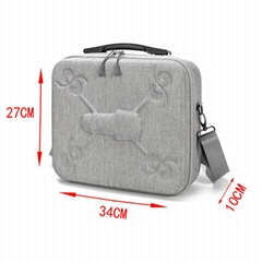 Waterproof Suitcase Shoulder bag Large Carrying CaseFor DJI Mavic 2 Pro Zoom