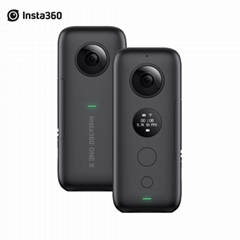 Insta360 ONE X Panoramic Action Camera 5.7K Video 18MP Insta 360 Panoramic 18MP
