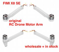 WholeSale Original FIMI X8 SE RC Drone Motor Arm Front Rear Left Right Back Quad