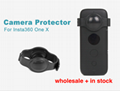 Fisheye Lens Protector Cover Insta360