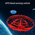 Mini UFO Drone Anti-collision Flying Helicopter Magic Hand UFO Ball Aircraft Sen 2